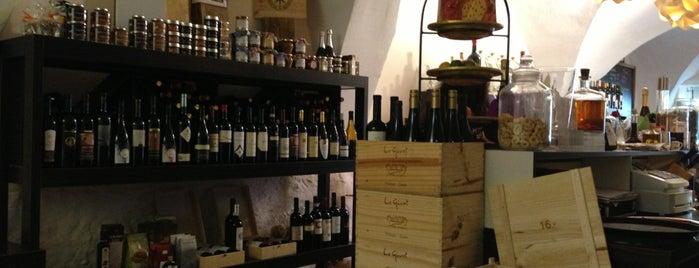 Enoteca Amici Miei is one of Posti che sono piaciuti a Stefan.