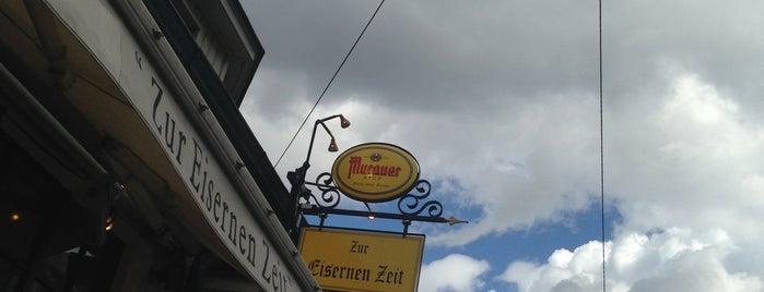 Zur Eisernen Zeit is one of Besser essen.