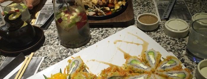 Sushi Roll is one of Posti salvati di Sandra.