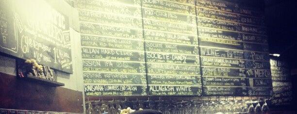 Tiger!Tiger! is one of San Diego's Best Beer - 2013.