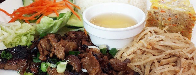 Pho's Saigon is one of Places to eat out of town.
