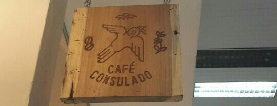 Café Consulado is one of Locais curtidos por Maggie.