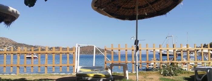 Kargı Restaurant & Green Beach is one of Datça.