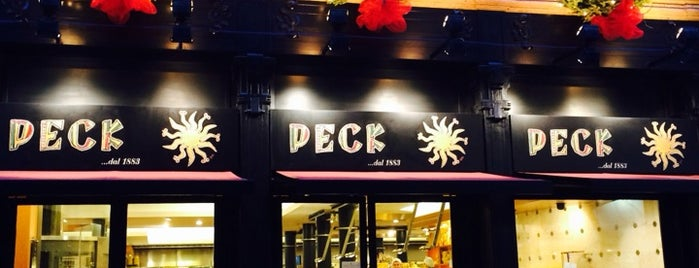 Peck is one of MILANO EAT & SHOP.