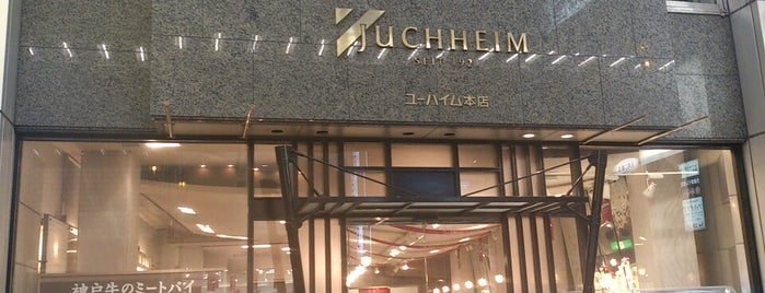 Juchheim is one of + Kobe.