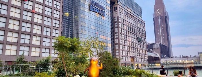 Suica's Penguin Park is one of Tokyo, JP.