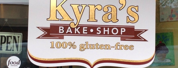 Kyra's Gluten Free Bake Shop is one of Portland: Gluten-Free Globetrotter.