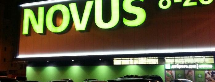 NOVUS is one of Sonyaさんのお気に入りスポット.