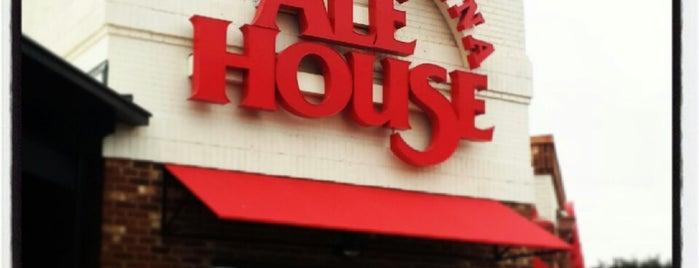 Carolina Ale House is one of Tempat yang Disukai Janell.