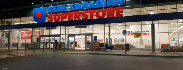 Real Canadian Superstore is one of Moe : понравившиеся места.