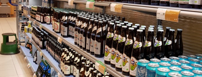 Systembolaget is one of Hasse 님이 좋아한 장소.