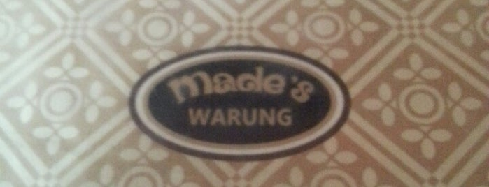 Made's Warung is one of Bali - Cafes & Restaurants.