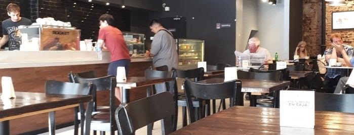 Bote Café is one of BA Cafeterías.