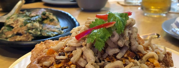 Thai NiYom Cuisine is one of Bangkok.