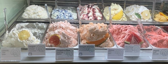 Livanti - Gelato di Sicilia is one of Damonさんのお気に入りスポット.