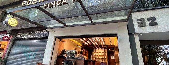 Postales de Café is one of Cafés.