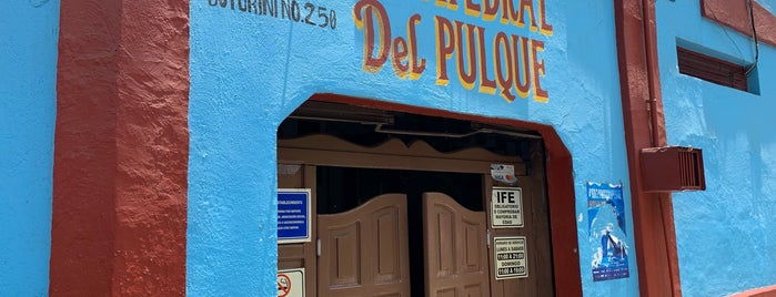 La Catedral Del Pulque is one of Interés df.
