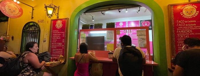 La Cochi-loka is one of Costa maya.