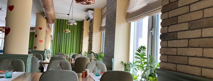 Ресторація Прянощі is one of Анна 님이 좋아한 장소.