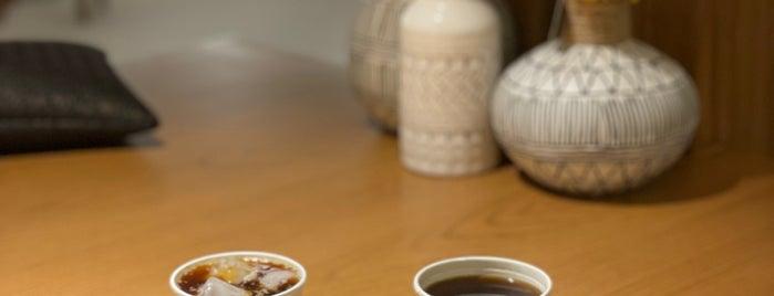 FELT Speciality Coffee is one of Riyadh.