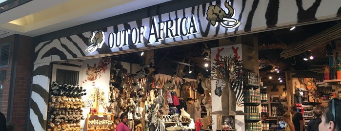 Out of Africa is one of Cape town.