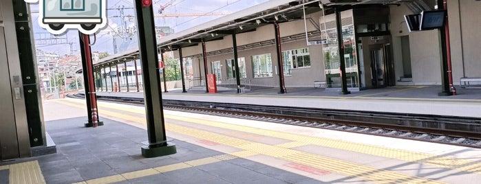 Bostancı Tren İstasyonu is one of Lugares favoritos de Nurdan.