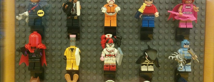 LEGO Store is one of Dominikさんのお気に入りスポット.