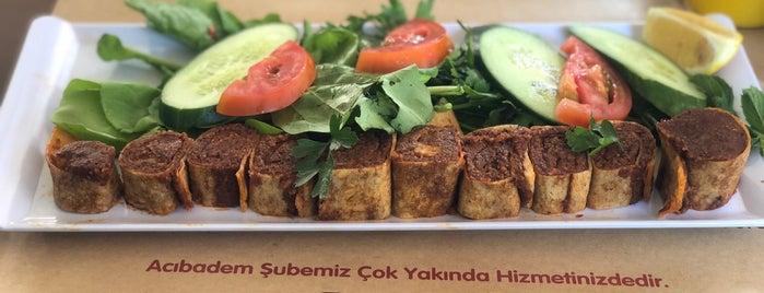 Tadıtam Çiğ Köfte (Organik) is one of Yemek 2.