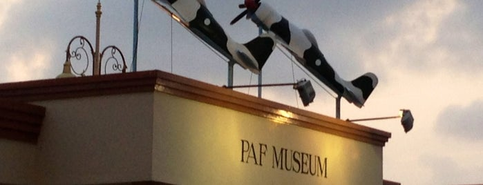 Pakistan Air Force (PAF) Museum is one of Karachi.