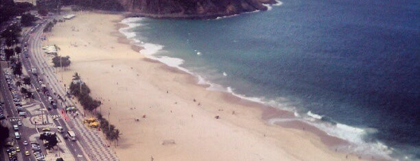 Copacabana is one of Trip: Rio de Janeiro.