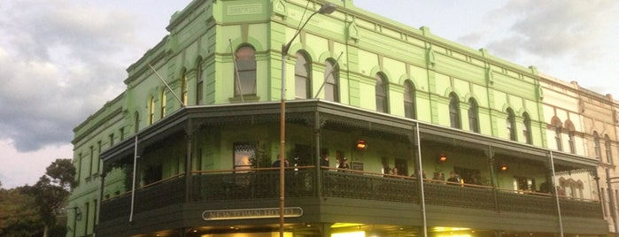 The Newtown Hotel is one of Australia Eats.