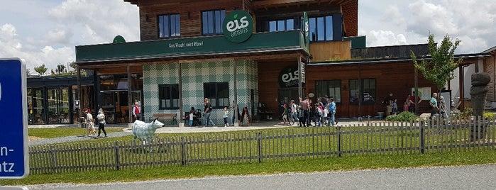 Eis Greissler HQ is one of Orte, die Stefan gefallen.