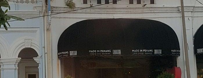 Penang Amazing World Studio is one of Penang.