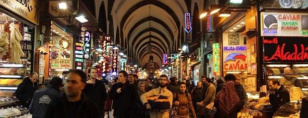 Mısır Çarşısı is one of istanbul gezi listesi.