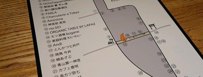 Yakitori Imai is one of TOKYO.