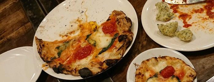 Pizza Studio Tamaki (PST) is one of Tokyo.