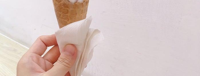 Nice Cream is one of Taipei - to try.