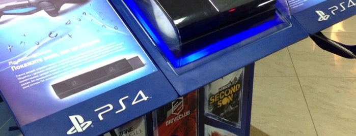 Старт продаж PS4 is one of Alexander's Liked Places.