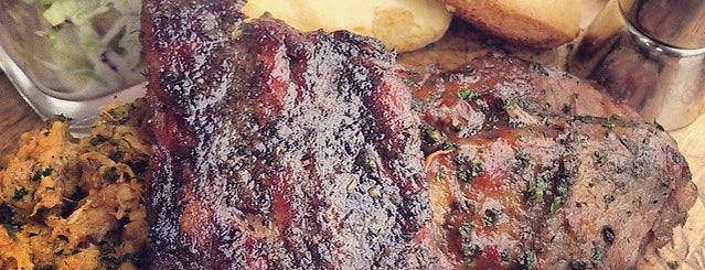Smokin' Pig: Legendary Rib Joint is one of Food.
