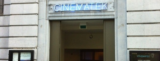 Cinematek is one of Bruxells.