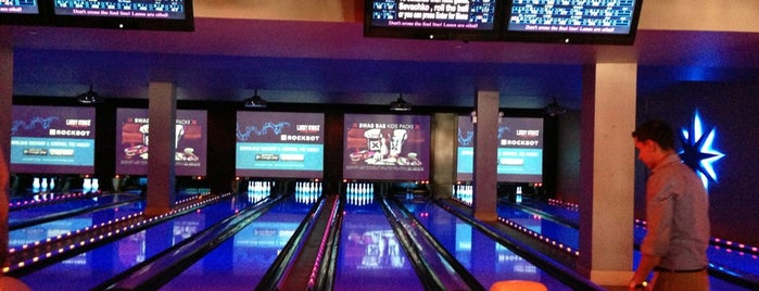 Lucky Strike New York is one of Waldo NYC: New York City for Teens.
