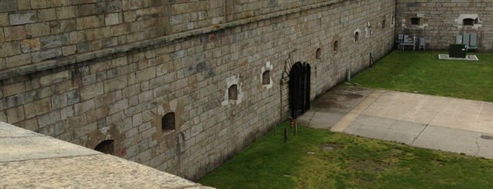 Fort Adams State Park is one of Providence & Newport, RI.