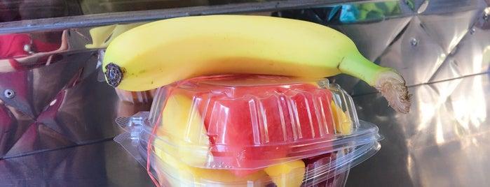 Fruit Cart is one of Lugares favoritos de morgan.