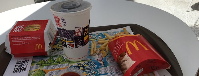 McDonald's is one of Raphaëlさんのお気に入りスポット.
