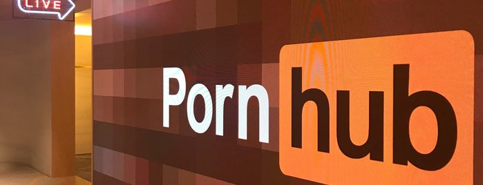 Pornhub is one of Lugares favoritos de IrmaZandl.