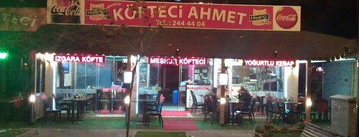 Hisarici Kofte is one of สถานที่ที่บันทึกไว้ของ Emre.