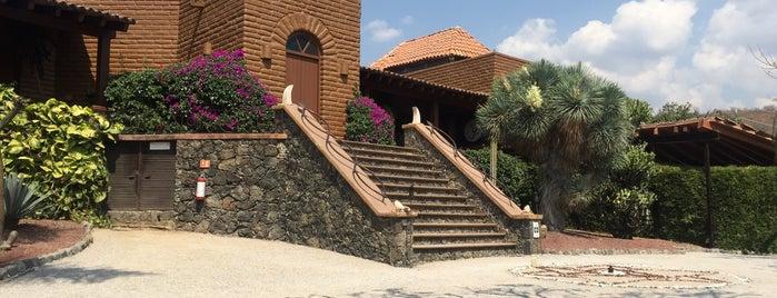 Hostal de la Luz Spa Holistic Resort is one of Locais curtidos por Chucho.