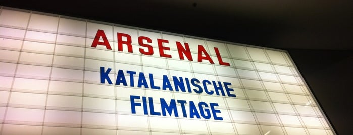 Arsenal is one of Berlin.