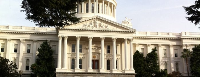 California State Capitol Museum is one of U.S. Road Trip.