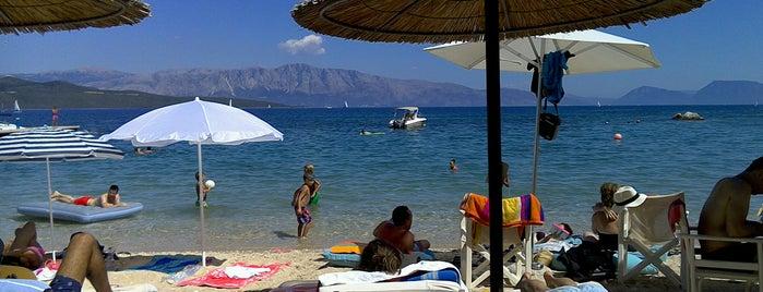 Nikiana Beach is one of Sofia'nın Beğendiği Mekanlar.